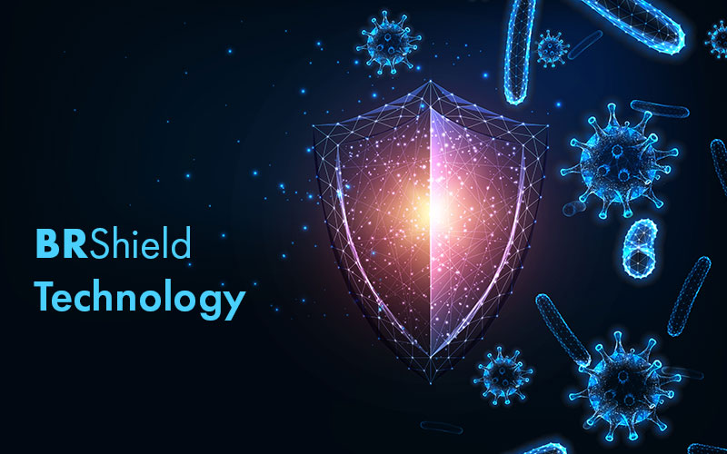 BRShield Technology against Coronavirus COVID-19